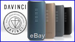 100% Authentic Da Vinci IQ DRY HERB + FREE O. PENVAPE PEN! ($20 Value) Davinci