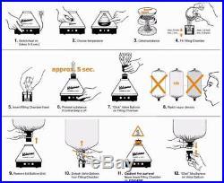 100% Authentic Storz & Bickel Volcano Digit, New, Sealed Box (3 Year Warranty!)