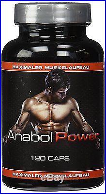 120 Tage Testosteron Booster Kur Muskelaufbau + Fatburner + Pre Workout Booster
