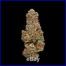 14 gram hemp cannabis Gorilla Glue 29%CBG21%C8D. 28%THC sealed smell proof jar
