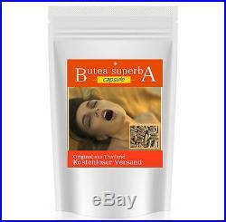 150 Capsule Butea Superba Herb 500mg Beste Sexuelle Verbesserung