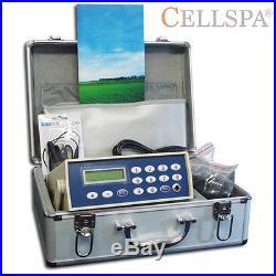 #1 TOP USA BRAND Cell Spa DETOX MACHINE CELL ION IONIC FOOT BATH SPA CHI FIR
