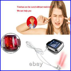 20 Laser Diodes Therapy Device for Tinnitus Pain Relief High Blood Pressure