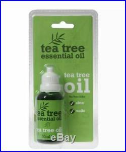 30 ml Bottle Tea Tree Essential Oil Antiseptic Anti Fungal Anti Viral
