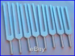 432 Hz Verdi Tuning Fork Set for Music and Healing Brand New Only $119