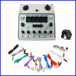 5 Waveforms Electric Acupuncture Stimulator Machine Patch Massager Care KWD808-I