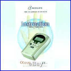 Aculife Magnetic Wave Therapist Acupuncture Hand Natural Body Pain Healing TH366
