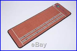Amethyst Tourmaline Gemstone Heated Pad 72x24 Mat with PEMF Far Infrared Ions