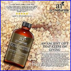Art Naturals Frankincense Essential Oil Large 4 oz 100% Pure & Natural Un