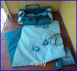 BEMER 3000 Pulsed Electromagnetic Field PEMF Therapy Device MAT + accessories