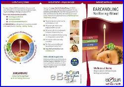 BIOSUN EAR CANDLES Twenty Pairs German Candling Premium Quality