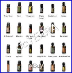 BRAND NEW doTERRA Frankincense 15ml Therapeutic Grade Essential Oil Aromatherapy