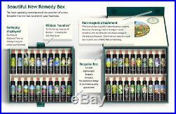 Bach Blütenessenz Set 40 echt traditionell Lager Heilmittel verpackt Qualität