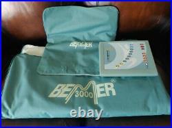 Bemer 3000 PEMF Mat Complete Set with Warranty