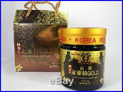 Best 6years Korean Red Ginseng Gold Extract 100% 500g (17.63oz) PANAX-NEW