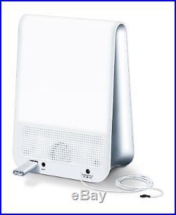 Beurer WL 80 Dawn Simulator Wake Up Light Radio Alarm Clock 3-YEAR GUARANTEE
