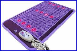 Biomat Purple Infrared Mat with PEMF and PHOTON Mini Size