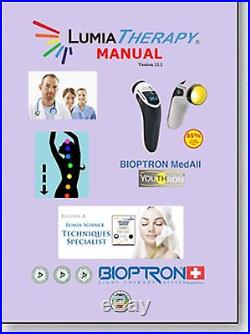 Bioptron YouThron Medall includes FREE Lumia Science 36 page manual