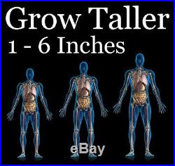Bone Growth Treatment BE TALLER 8 Month course You Can Safely Gain Height