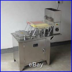 Brand New Capsule Filling Filler Machine SIZE 00-4 MAKES 20000 Capsule/Hour