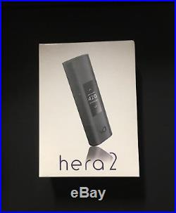 Brand New Vape Dynamics HERA 2 Vape Black Free S/H Replaces PAX! Dry and Extract