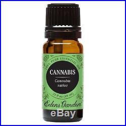 CANNABIS Eden's Garden Essential Oil 100% Pure Therapeutic Grade