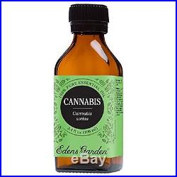 Cannabis 100% Pure Therapeutic Grade Essential Oil GC/MS Tested CPTG Muscle Skin