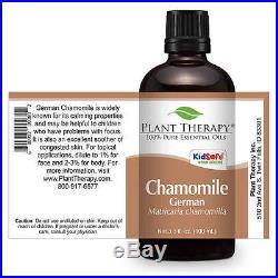 Chamomile German Essential Oil 100 ml (3.3 oz) 100% Pure, Therapeutic Grade