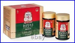 Cheong Kwan Jang Korean 6 Years Red Ginseng Extract 2ea X 250g(8.8oz), Panax