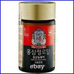 Cheong Kwan Jang Korean 6 Years Red Ginseng Extract Loyal 240g