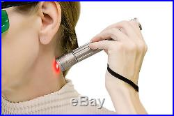 Cold Laser Therapy Kit LLLT LNH Pro 5 Relieve Pain, Decrease Inflammation
