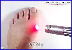 Cold Laser Therapy Kit PRO 50 Deeper Therapy Gout, Plantar Fasciitis- LLLT