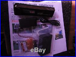 Colloidal Silver Generator Dual Powered AC/DC Emergency/Survival Kit PPM Meter