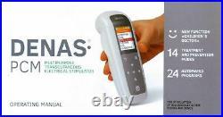 DENAS-PCM 6 Multi language Original + Practical Guide to DENS-therapy ENG