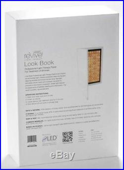 DPL reVive LookBook Infrared LED Anti-Aging Wrinkle Control Light Therapy Panel