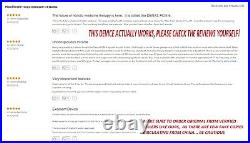 Denas Pcm 6 Neurodens Set Electrodes Therapy Guide Diadens Device English Manual