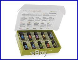 DoTERRA Family Essentials Physician Kit 10 x 5ml Oils Frankincense Lavender Lem