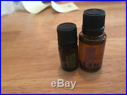 DoTERRA Petal diffuser and oils
