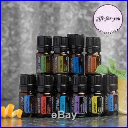 DoTerra Essential Collection Kit + Smart & Sassy 15ml Essential Oil Aromatherapy