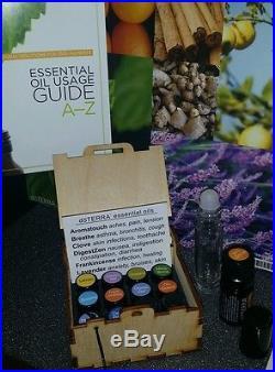 DoTerra Oils 2ML Physician Kit with 5 ML Wild Orange and Free 10ML Roll-on