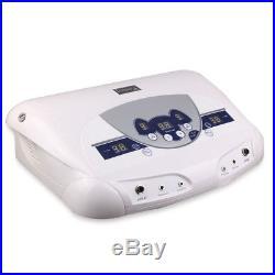 Dual Chi Ionic Ion Detox Machine Foot Bath Cell Aqua Spa Cleanse Music Mp3