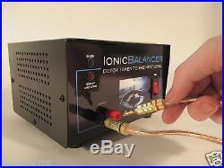 Dyna-Chi Ion Aqua Cleanse Detox Machine Ionic Foot Bath Spa