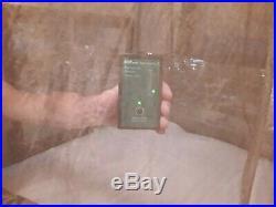 EMF Blocking Protective Bedding Bed Canopy Net Kit. Sleep with Less EMF