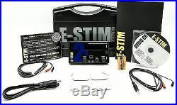 E-STIM SYSTEMS 2B, Profi Reizstromgerät, ESTIM, TENS/EMS, REIZSTROM