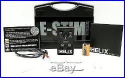 E-STIM SYSTEMS HELIX, Reizstromgerät für ESTIM, TENS/EMS, REIZSTROM