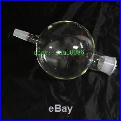 Essential oil steam distillation apparatus kit, 220V, Graham Condenser lab glass