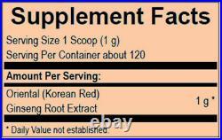 Express KGC CheongKwanJang Korean 6-Years Red Ginseng Extract Original 120g