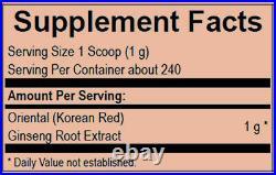 Express KGC CheongKwanJang Korean 6-Years Red Ginseng Extract Original 240g