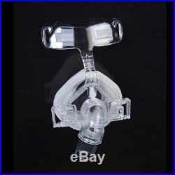 Fast ship Portable Sleep Apnea therapeutic Auto CPAP Machine w Alarm w mask