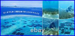 Fucoidan Extract Bulk Powder Capsules (Kanehide Bio) From Japan (set of 2)